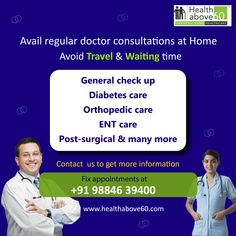 Not just grocery stores, and have queues and extra long waiting time too. Avoid this hustle and get our tele consulations with our renowned Doctor On Call, Good Doctor, Diabetes Care, Dog Boarding, Chennai, Grocery Store, Appointments, Doctors, Hustle