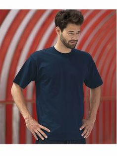 ringspun cotton Shoulder to shoulder taping. Front coverseaming on collar. Tubular body construction for shape retention. Quick Quotes, Corporate Gifts, Rib Knit, Work Wear, Classic T Shirts, Sweatshirts, Cotton, Mens Tops, How To Wear