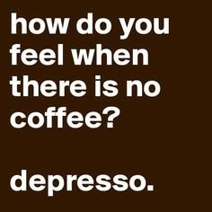 A little coffee humor.