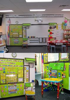 Be inspired! 12 Days of Back to School winner Lisa D. of Michigan is inspired by our Poppin' Patterns Designer Décor. She loves it so much that she created her own chair to match the collection! Check out her classroom and other real classroom photos to feel inspired!