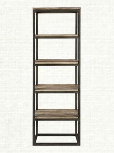 "Palmer 24"" Bookcase in Natural"