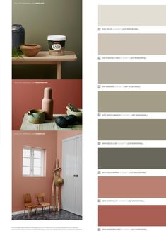 Jotun LADY - Det nye vakre fargekartet 2015 by Jotun Dekorativ AS - issuu Trendy Bedroom, Modern Bedroom, Master Bedrooms, Wall Colors, House Colors, Colours, Small Bedroom Ideas For Couples, Jotun Lady, Bedroom Colors