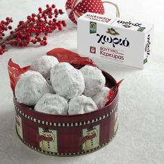 Greek Sweets, Greek Desserts, Greek Recipes, Xmas Food, Christmas Sweets, Christmas Cooking, Greek Cookies, Greek Pastries, Greek Dishes