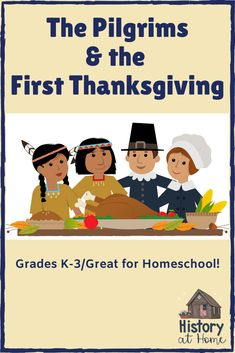 ⭐Learning about the first Thanksgiving is fascinating to young students - homeschool and public/private! In Lesson of a study of early American history, your student(s) will learn about th Social Studies Resources, Teaching Resources, Homeschooling Resources, Teaching Kindergarten, Classical Education, Early Education, Elementary Education, History For Kids, Public Speaking
