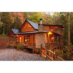 Favorite w/ hot tub Georgia 780 4 nights WHITE TAIL CROSSING   Escape to Blue Ridge Cabin