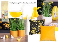 Tid for påskekos Planter Pots