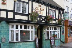 The Cherry Tree pub Kettering