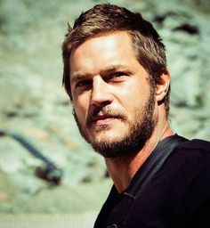 Travis Fimmel for The Red Bulletin Magazine, 2016