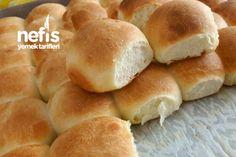 Roll Ekmek (Müthiş Denemeyen Kalmasın) Turkish Kitchen, Recipe Mix, Easy Bread, Healthy Eating Tips, Dessert Recipes, Desserts, Soup And Salad, Hot Dog Buns, Hamburger