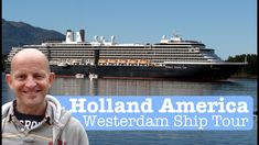 Come on a tour of the revamped Holland America Line Westerdam cruise ship. During a dry dock in 2017 many new features were added to the ship that are now being rolled out across the entire Holland… Holland America Alaska Cruise, Holland America Line, South America Travel, Holland Cities, Visit Holland, Vietnam Travel, Thailand Travel, Holland Beach, Med Cruises