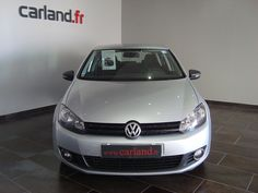 Annonce voiture occasion Carland Bourg en Bresse  http://www.carland.fr/nos-occasions/volkswagen-golf-vi-1-6-tdi-105-fap-trendline-bluemotion-ref-187/