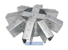 Rakennuskiinnikkeet   Building fasteners - Laaja valikoima rakennuskiinnikkeitä jokaiseen käyttötarkoitukseen. Kulmaraudat, naulalevyt, reikälevyt sekä mm. säätöjalat ja liukuraudat. Sinkitty teräs kestää korroosiota ja soveltuu siksi loistavasti rakennuskiinnikeiden materiaaliksi. Virtasenkauppa - Verkkokauppa - Online store. Jacuzzi, Ceiling Fan, Home Decor, Homemade Home Decor, Ceiling Fans, Ceiling Fan Pulls, Decoration Home, Whirlpool Bathtub, Interior Decorating