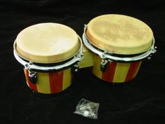 NEW LIGHT NATURAL WOOD  02  BONGO DRUM SET Conga ROCK -- Read more reviews of the product by visiting the link on the image.Note:It is affiliate link to Amazon. #pleasecomments