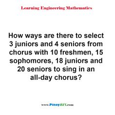 Freshman, Read More, Statistics, Mathematics, The Selection, Jr, Singing, Learning, Math