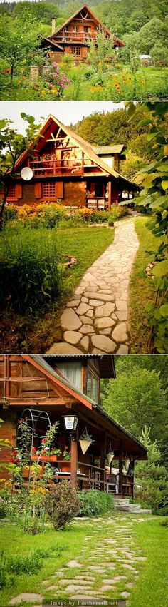 rustic house in Romania