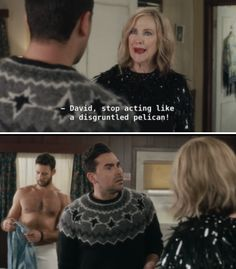 David Rose has had quite the emotional journey on Schitt's Creek — and that includes his relationships. David Rose, Schitts Creek, Reality Tv Shows, Life Memes, Theme Song, Funny Moments, Funny Things, Random Things, Funny