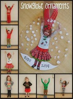 Pre K Sweet Peas: The Magic of Christmas - Kinder Weihnachten Preschool Christmas Crafts, Classroom Crafts, Holiday Activities, Holiday Crafts, Holiday Fun, Preschool Winter, Spring Crafts, Holiday Ideas, Christmas Gifts For Parents