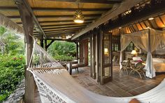 Necker Island - A place to relax