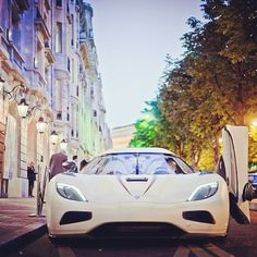 Koenigsegg Agera, London
