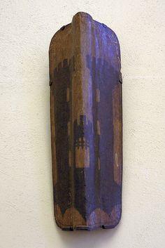A Ravensburg targe at Kretzschmar von Kienbusch Galleries, Philadelphia Museum of Art, USA