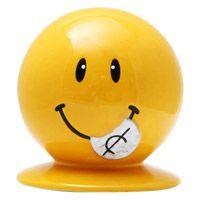 Smiley Face Bank  http://www.retroplanet.com/PROD/37361