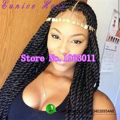 ... Braiding Hair style Senegalese Twist Hair crochet braids curly hair