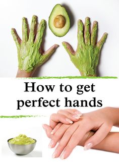 How to get perfect hands ==