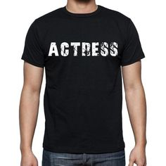 #word #actress #black #tshirt #men Be unique with our tshirt! You can order them online with just one click --> https://www.teeshirtee.com/collections/black-t-shirts-en-1/products/actress-mens-short-sleeve-rounded-neck-t-shirt-1
