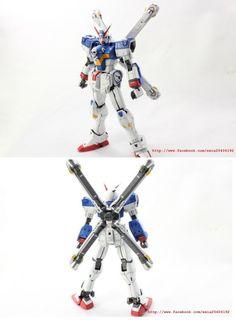 1/100 MG CrossBone Gundam X-3 by exia2540