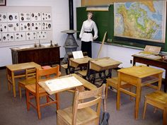 Old Classroom | Flickr - Photo Sharing!