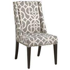 Owen Wingback Dining Chair - Metro Pewter   Pier1   $212