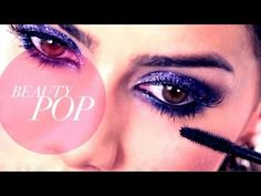 HOLIDAY GLAM NIGHT OUT: Glitter Smokey Eye Tutorial with MakeupByCamila - Beauty Pop!-GiveawayClosed