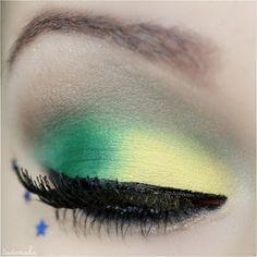 passo a passo - vídeo tutorial maquiagem do brasil - tudo make 02