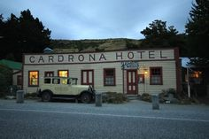 The Cardrona Hotel. A legendary place and part of my Uni life Snowboarding.