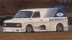 Ford Supervan 2 Concept (1984)