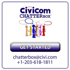 Civicom Chatterbox is best for your bulletin board focus groups
