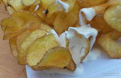 the crispiest of crisps! Austria Food, Snack Recipes, Snacks, Crisp, Potatoes, Breakfast, Christmas, Travel, Snack Mix Recipes