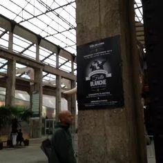 Présentation des Electrowine, 2nde édition à Nantes #electrowine degustation #drinkandwine aux machines de l'île à Nantes #lafolleblanche #grosplant