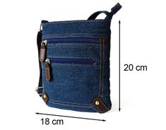 Best 12 Denim bag Unisex bag Gift for him Gift for her Everyday от BYildi – SkillOfKing. Patchwork Bags, Quilted Bag, Jean Purses, Purses And Bags, Denim Handbags, Denim Purse, Denim Shoulder Bags, Fashion Bags, Crossbody Bag
