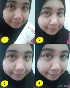 Ayue Idris - Malaysian Blogger: Neesya Skincare | Intensive Overnight Radiance Review