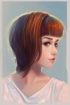Digital Art by XiaoJi