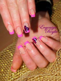 Evgeniya's Nailart  Bilder 2014 Pink