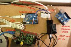Communication Arduino et RPi via Node.JS