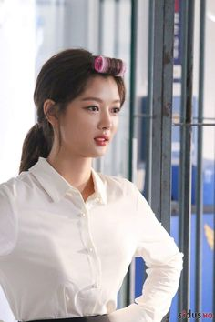 Korean Makeup Look, Korean Beauty, Asian Beauty, Beautiful S, Beautiful Asian Women, Korean Actresses, Korean Actors, Kim Joo Jung, Kim Ji Won