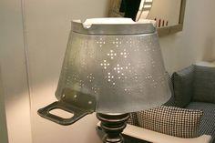 Pail lamp