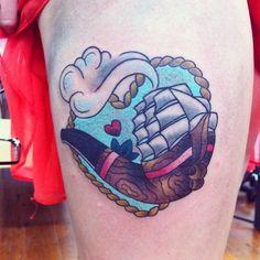 Tatuadora do coração: Amy Trouble
