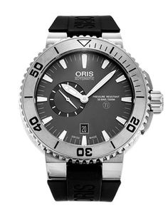 Oris Aquis Titan Small Second Date 743 7664 72 53 RS - Product Code 64433