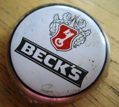 Becks Beer Bottle Cap