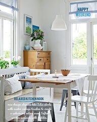 Kitchen Nook. #banquette #breakfastnook #nook #kitchen #kitchennook