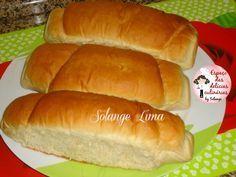 Pão caseiro fofinhpaoo - Espaço das delícias culinárias